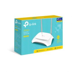 ROTEADOR WIRELESS 300MBPS TL-WR849N C/2 ANT - TP-LINK